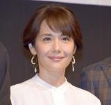 7年ぶりの舞台『母と暮せば』で大役を務める富田靖子 (C)ORICON NewS inc.