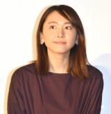 劇場版『コード・ブルー -ドクターヘリ緊急救命-』初日舞台あいさつに登壇した新垣結衣 (C)ORICON NewS inc.