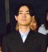 劇場版『コード・ブルー -ドクターヘリ緊急救命-』初日舞台あいさつに登壇した成田凌 (C)ORICON NewS inc.