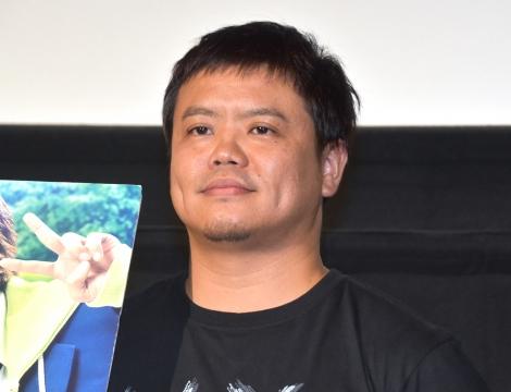 映画『虹色デイズ』トークイベントに登壇した飯塚健監督 (C)ORICON NewS inc.