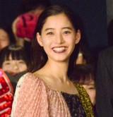 劇場版『コード・ブルー -ドクターヘリ緊急救命-』初日舞台あいさつに登壇した新木優子 (C)ORICON NewS inc.