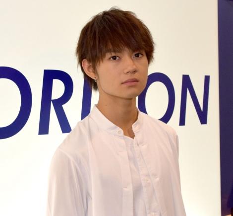 ORICON NEWSのインタビューに応じた佐野勇斗 (C)ORICON NewS inc.