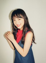 『Seventeen』専属モデルに抜てきされた清原果耶(C)Seventeen9月号/集英社 撮影/tAiki