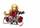 【公開されたキャラクタービジュアル】リーザ