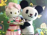 8・7、ゴーちゃん。が京王線にゲリラ出没!? 『テレ朝夏祭り』にハロー・キティも登場