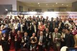 受賞者の集合写真