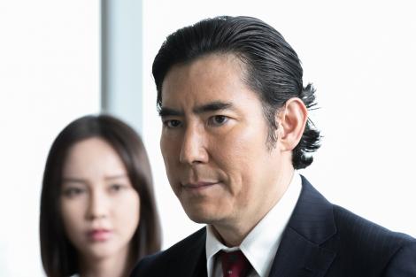 """高嶋政伸、『ハゲタカ』で""""ハイエナ""""みたいな男を怪演 8・9より第2部へ ..."""