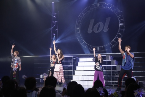 lolのライブツアー『live tour 2018 -scream-』ファイナルより