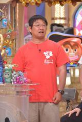 8月2日放送のバラエティー番組『ダウンタウンDX』の模様(C)ytv