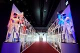 安室奈美恵の体感型展覧会『namie amuro Final Space』より