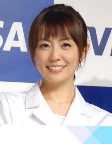 サムネイル 結婚を報告した小林麻耶 (C)ORICON NewS inc.