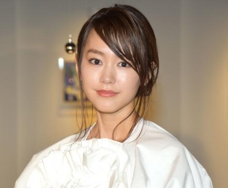 サムネイル 『NEWS ZERO』で結婚を報告した桐谷美玲(C)ORICON NewS inc.