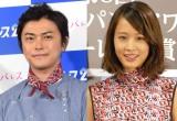 結婚を発表した(左から)勝地涼、前田敦子(C)ORICON NewS inc.