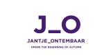 ポップアップショップ「JANTJE_ONTEMBAAR」ロゴ