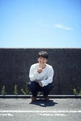 """""""半分青い""""星野源の新ビジュアル公開"""