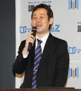 人気漫画『ラブひな』『魔法先生ネギま!』原作者・赤松健氏 (C)ORICON NewS inc.