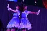 BNK48のチャープランとミュージックがタイ語で「てもでもの涙」を披露=『AKB48グループ感謝祭〜ランクインコンサート〜』2days初日の様子 (C)AKS