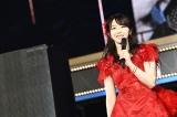 峯岸みなみ=『AKB48グループ感謝祭〜ランクインコンサート〜』2days初日の様子 (C)AKS
