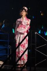 小栗有以=『AKB48グループ感謝祭〜ランクインコンサート〜』初日 (C)ORICON NewS inc.