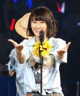 西潟茉莉奈=『AKB48グループ感謝祭〜ランクインコンサート〜』初日 (C)ORICON NewS inc.