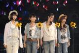 NGT48(左から)高倉萌香、西潟茉莉奈、西村菜那子、山口真帆=『AKB48グループ感謝祭〜ランクインコンサート〜』初日 (C)ORICON NewS inc.