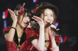 「呼び捨てファンタジー」を歌う(左から)大西桃香、岩立沙穂=『AKB48グループ感謝祭〜ランクインコンサート〜』初日 (C)ORICON NewS inc.