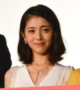 映画『センセイ君主』公開初日舞台あいさつに出席した浜辺美波 (C)ORICON NewS inc.