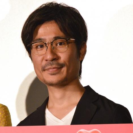 映画『センセイ君主』公開初日舞台あいさつに出席した月川翔監督 (C)ORICON NewS inc.