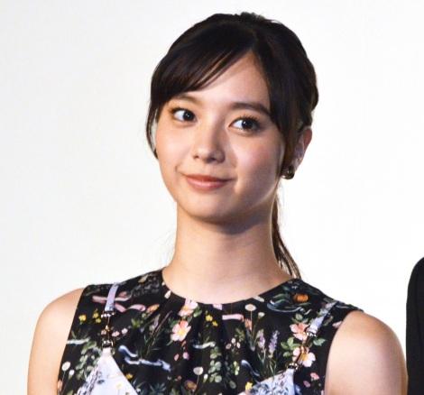 映画『センセイ君主』公開初日舞台あいさつに出席した新川優愛 (C)ORICON NewS inc.