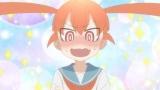 テレビアニメ『上野さんは不器用』第一弾PVの場面カット(C)tugeneko・白泉社/上野さんは不器用製作委員会