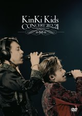 『KinKi Kids CONCERT 20.2.21 -Everything happens for a reason-』
