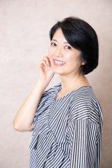 ラジオへの思いを語ったTBS・外山惠理アナウンサー (撮影/田中達晃) (C)oricon ME inc.