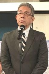 日本音楽事業者協会 専務理事の中井秀範氏(C)oricon ME inc.