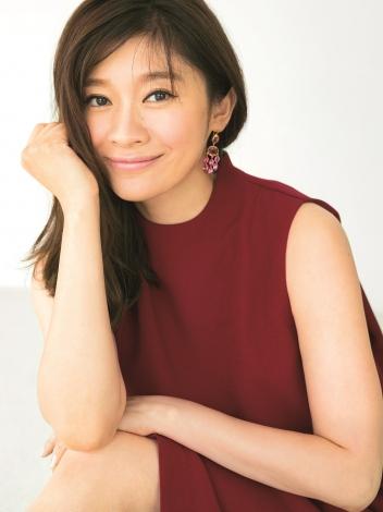 サムネイル 『GLOW』9月号の表紙を飾った篠原涼子