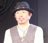 「掃除が大事」CD発売記念イベントに出席した元・大事MANブラザーズ・立川俊之 (C)ORICON NewS inc.