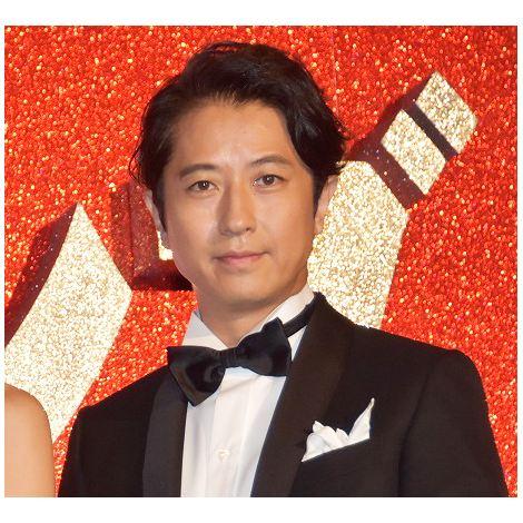 映画『オーシャンズ8』ジャパンプレミアに出席した谷原章介 (C)ORICON NewS inc.