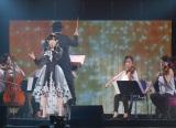 「愛の存在」を歌い上げる総選挙5位・岡田奈々=『AKB48グループ感謝祭〜ランクインコンサート』の模様 (C)ORICON NewS inc.