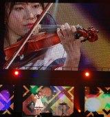 総選挙6位・横山由依=『AKB48グループ感謝祭〜ランクインコンサート』の模様 (C)ORICON NewS inc.