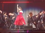 欅坂46の「ガラスを割れ!」をカバーした惣田紗莉渚=『AKB48グループ感謝祭〜ランクインコンサート』の模様 (C)ORICON NewS inc.