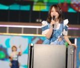 総選挙12位の高橋朱里=『AKB48グループ感謝祭〜ランクインコンサート』の模様 (C)ORICON NewS inc.