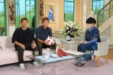 8月6日放送のテレビ朝日系『徹子の部屋』にサッカーW杯ロシア大会で活躍した乾貴士選手と大迫勇也選手が初出演(C)テレビ朝日
