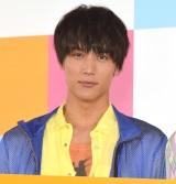 イケメン役者育成ゲーム『A3!』の新CM発表会に出席した中川大志 (C)ORICON NewS inc.