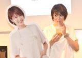 """コラボカフェ『kimura saori""""Chocotto""""cafe Gallery 』のプレス内覧会に出席した木村沙織 (C)ORICON NewS inc."""