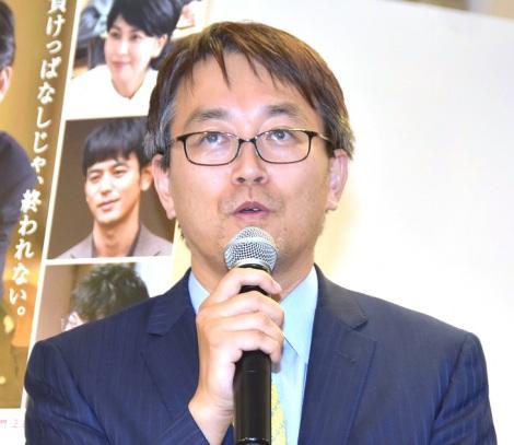 映画『泣き虫しょったんの奇跡』スペシャル対談に出席した羽生善治竜王 (C)ORICON NewS inc.