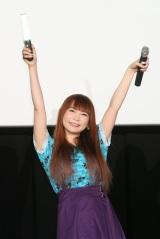 『劇場版ポケットモンスター みんなの物語』応援上映会のトークショー (C)Nintendo・Creatures・GAME FREAK・TV Tokyo・ShoPro・JR Kikaku (C)Pok?mon(C)2018 ピカチュウプロジェクト