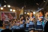 東京・六本木ニコファーレで出張公演を開催したSTU48(C)STU