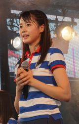 STU48がチャリティーコンサートツアーを発表(写真は瀧野由美子)(C)STU