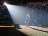 「我がホーム」というメットライフドームで13年ぶりに熱唱した渡辺美里