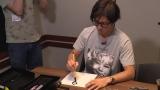 映像配信サービス「GYAO!」の新番組『木村さ〜〜ん!』第1回の模様(C)Johnny&Associates