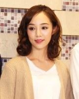 ミュージカル『ゴースト』初日前会見に出席した咲妃みゆ (C)ORICON NewS inc.